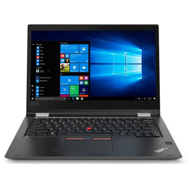 Notebook ThinkPad X380 YOGA 13.3 FHD i5-8250U 8GB 256GB Windows 10 Pro Black