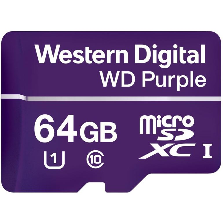 Card memorie MICROSDXC 64GB CL10