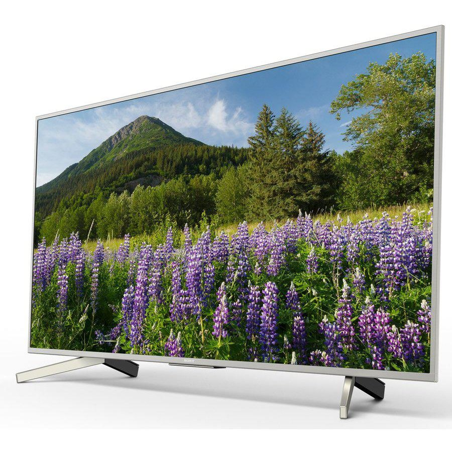 Smart TV KD49XF7077SAEP 49 4K Silver