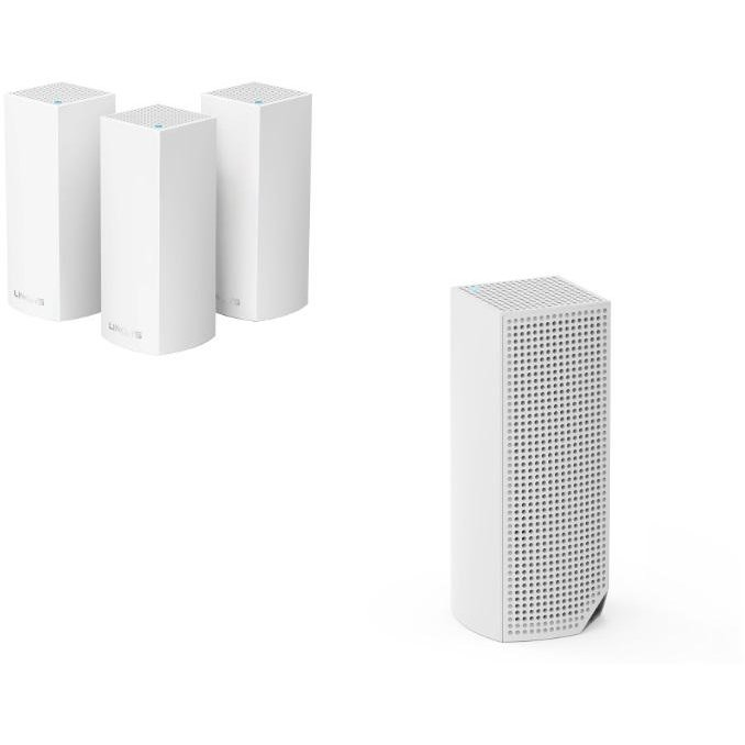 Sistem Wireless VELOP WHW0303 Tri-Band AC2200 (Pack of 3)