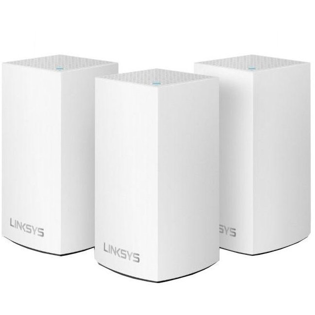 Router wireless Velop AC2400 Dual-Band AC1200 (867 + 300 Mbps) (3 pack)