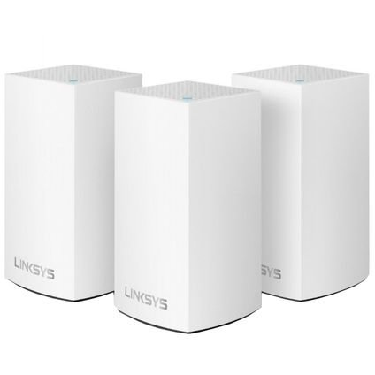 Sistem Wireless Velop Intelligent Mesh Dual-Band AC1300 (867 + 400 Mbps) (3 pack)