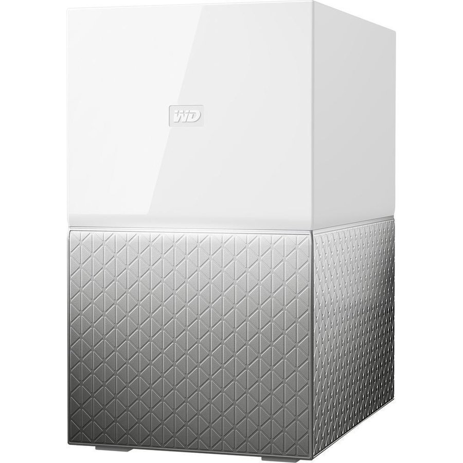 NAS My Cloud Home Duo 4TB
