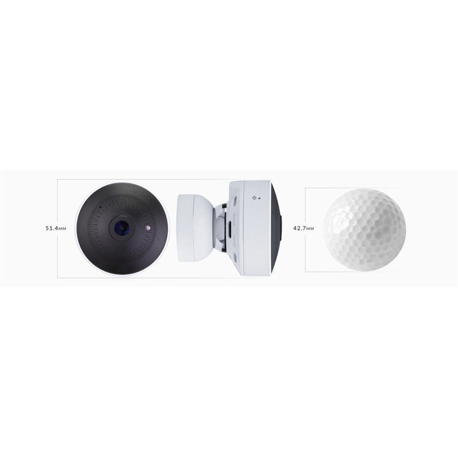 Camera de supraveghere UniFi Video Camera G3-MICRO - 1080p HD 802.11n WiFi 100-240V AC or 802.3af