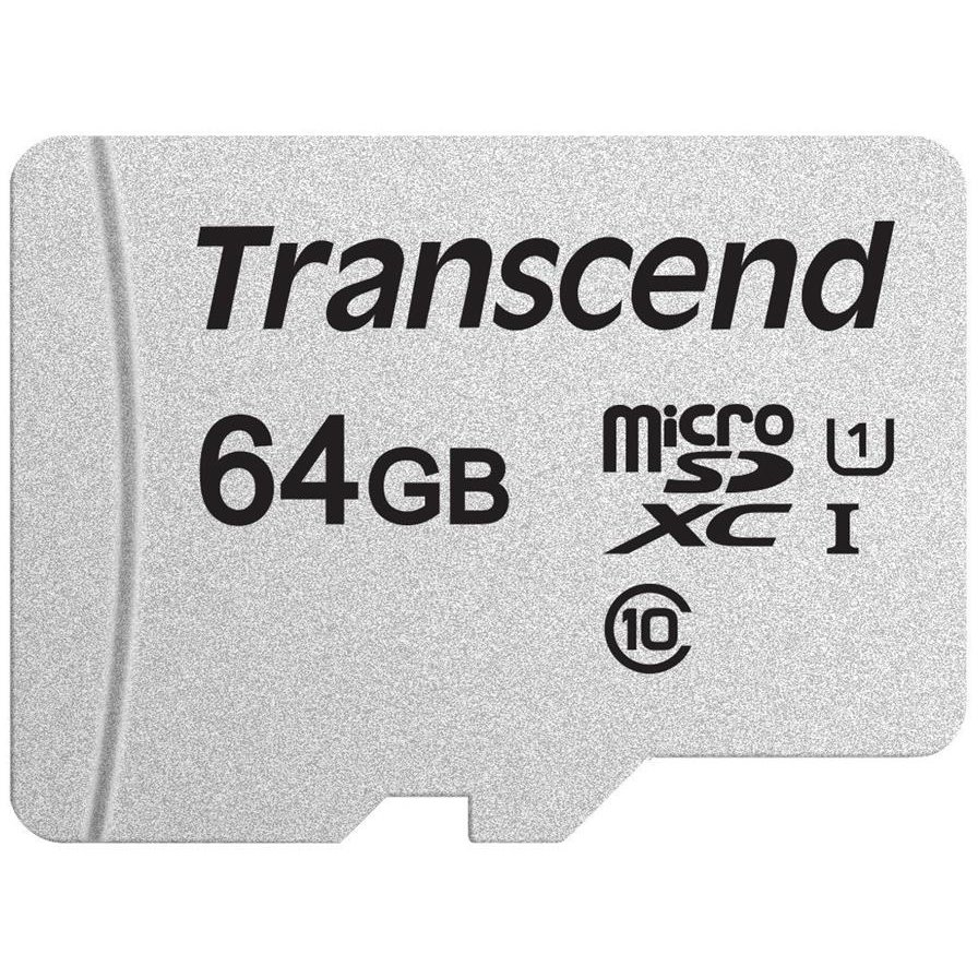 Card memorie microSDXC USD300S 64GB CL10 UHS-I U1 Up to 95MB/S