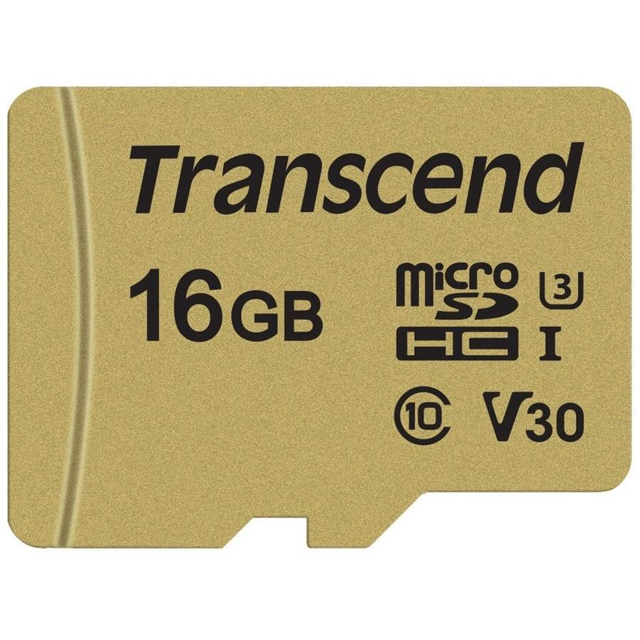 Card memorie microSDHC USD500S 16GB CL10 UHS-I U3 Up to 95MB/S +adapter