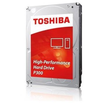 Hard disk P300 HDD 3.5'' 3TB SATA 64MB 7200RPM BOX