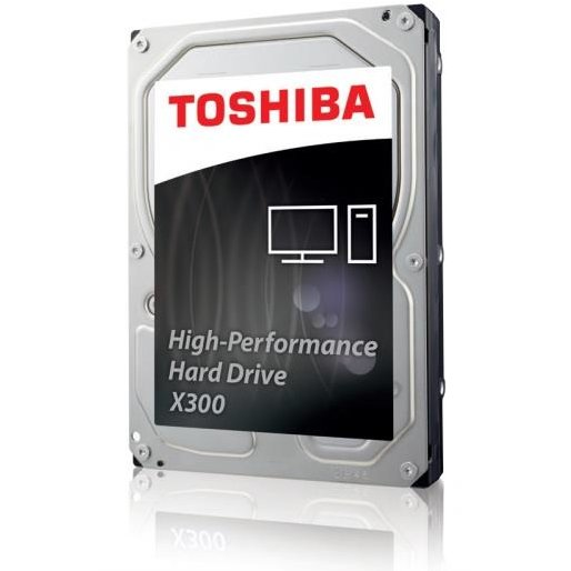 Hard disk X300 3.5'' 10TB 7200RPM 128MB cache BOX