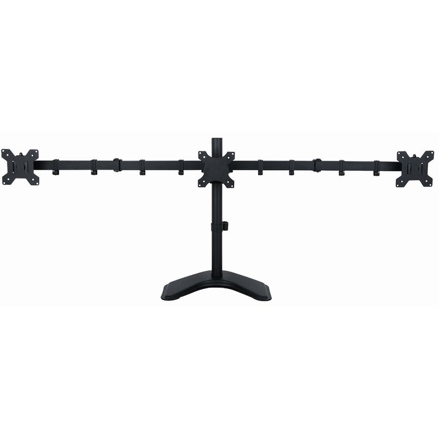 Suport monitor ART Holder L-22N for 3xLCD/LED MONITORS 13-27''