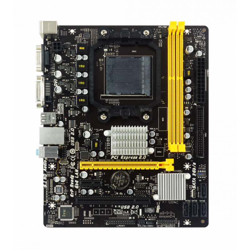 Placa de baza A960D+ V3 AM3+ DDR3