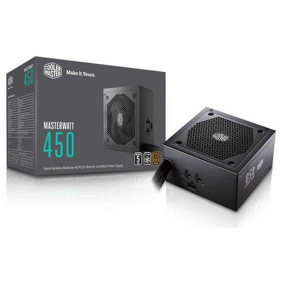 Sursa Cooler Master power supply MasterWatt 450W