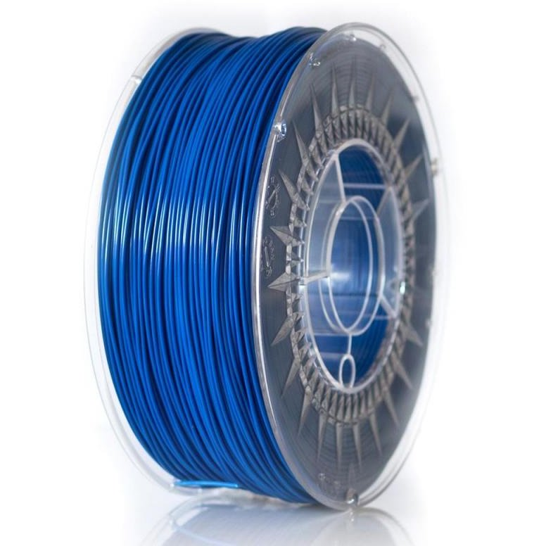 Filament DEVIL DESIGN / PLA / SUPER BLUE / 1,75 mm / 1 kg.