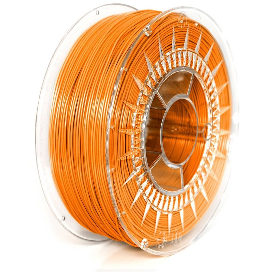 Filament DEVIL DESIGN / PLA / ORANGE / 1,75 mm / 1 kg.