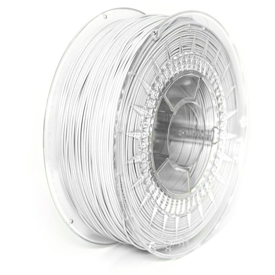 Filament DEVIL DESIGN / ABS / WHITE / 1,75 mm / 2 kg.