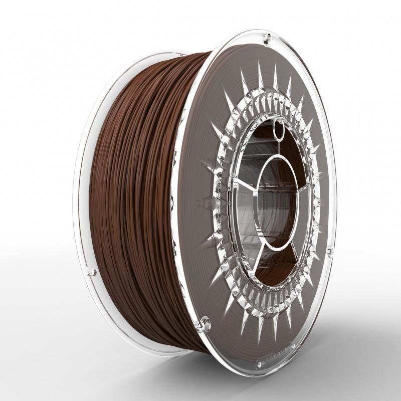 Filament DEVIL DESIGN / ASA / BROWN / 1,75 mm / 1 kg.
