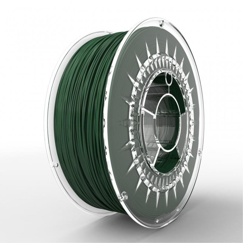 Filament DEVIL DESIGN / ASA / GREEN / 1,75 mm / 1 kg.