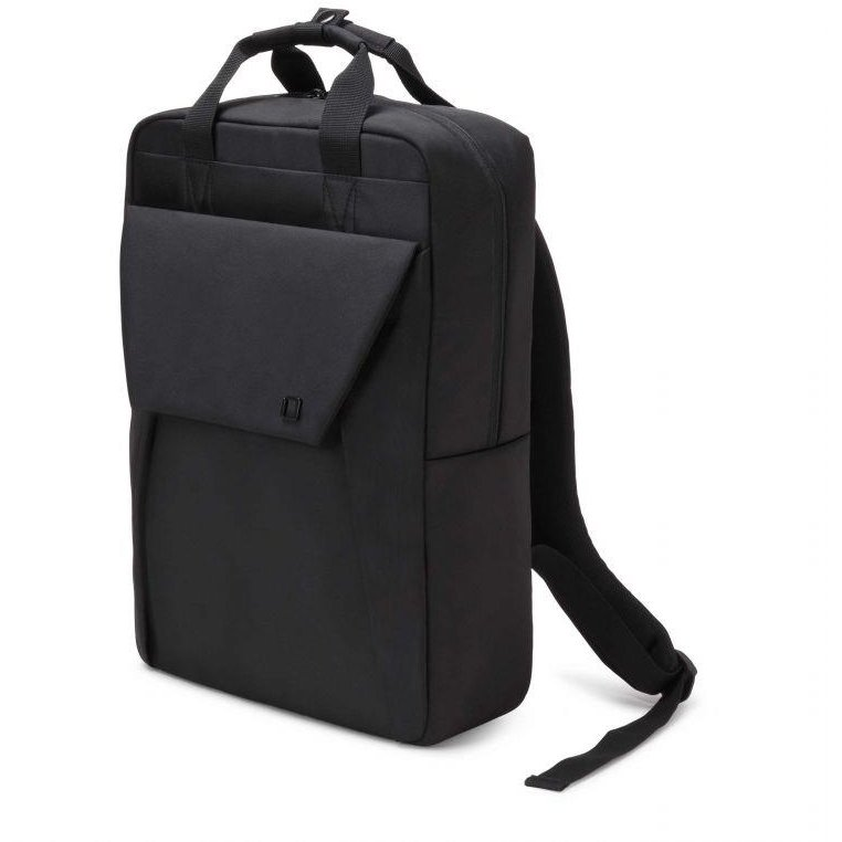 Dicota Backpack Edge 15.6 backpack for notebook and clothes, black