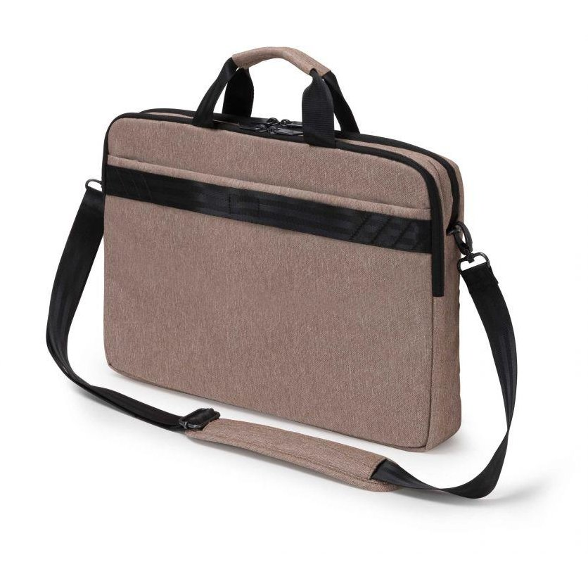 Dicota Slim Case Plus Edge 12 - 13.3 sandstone notebook case