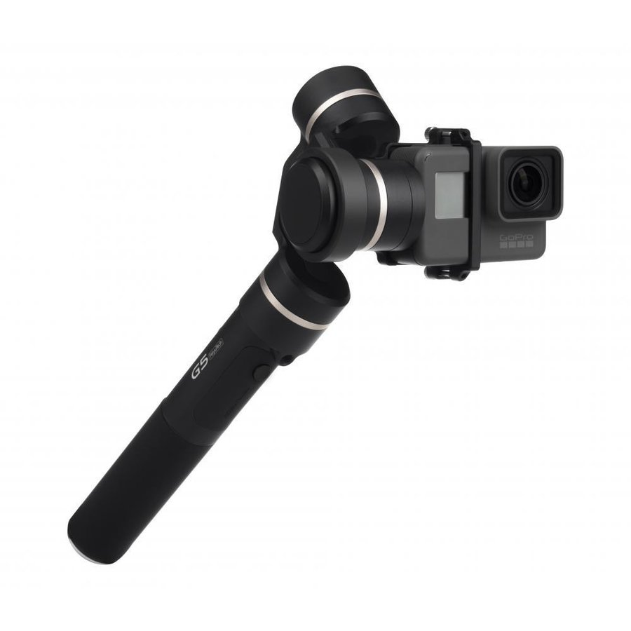 Feiyu G5 3-Axis Handheld Gimbal Stabilizer for action camera's incl. GoPro Hero