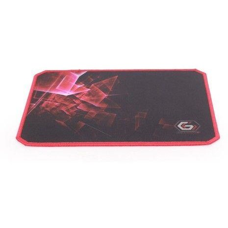 Mousepad Gembird gaming mouse pad pro, black color, size L 400x450mm