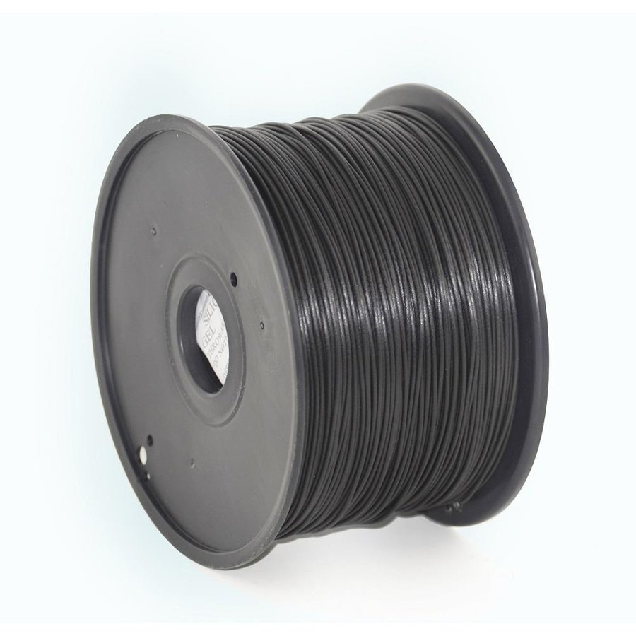 Filament Gembird ABS Negru | 1,75mm | 1kg