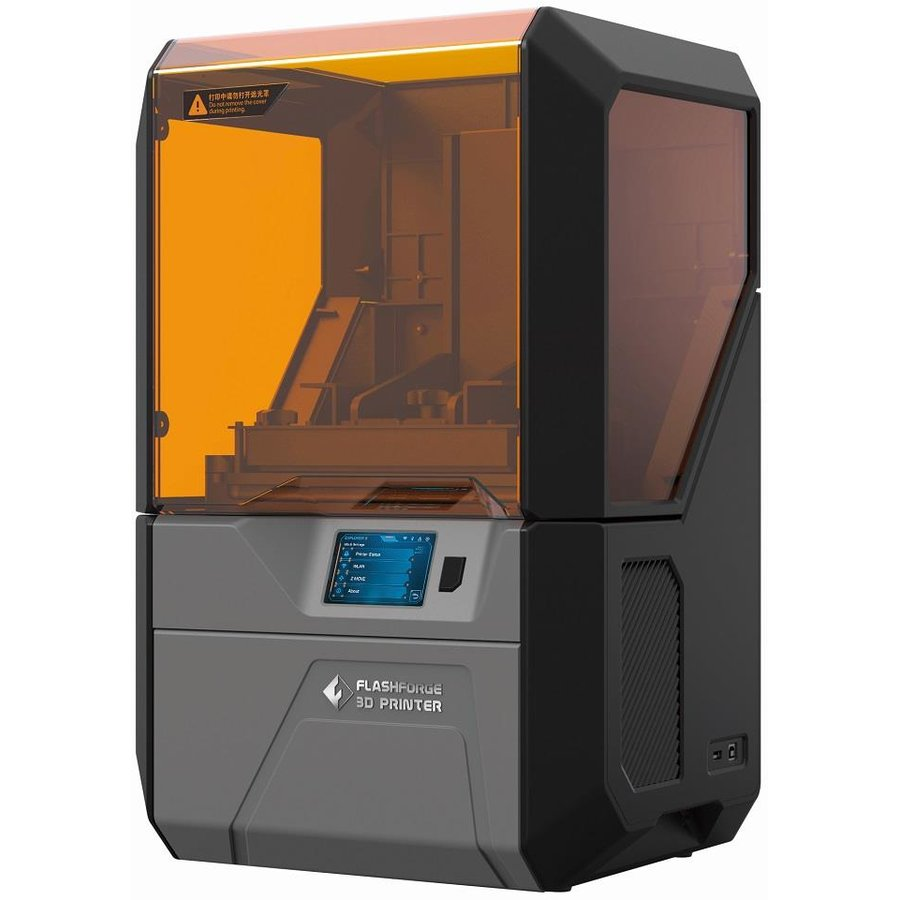 Printer 3D FlashForge Hunter DLP