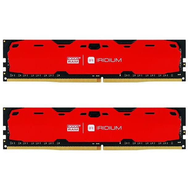 Memorie IRDM DDR4 16GB (2x8GB) 2400MHz CL15 Red