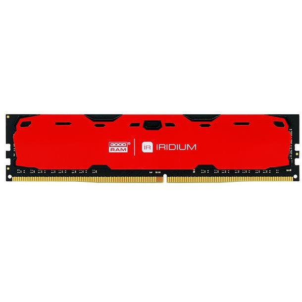 Memorie IRDM DDR4 8GB 2400MHz CL15 RED