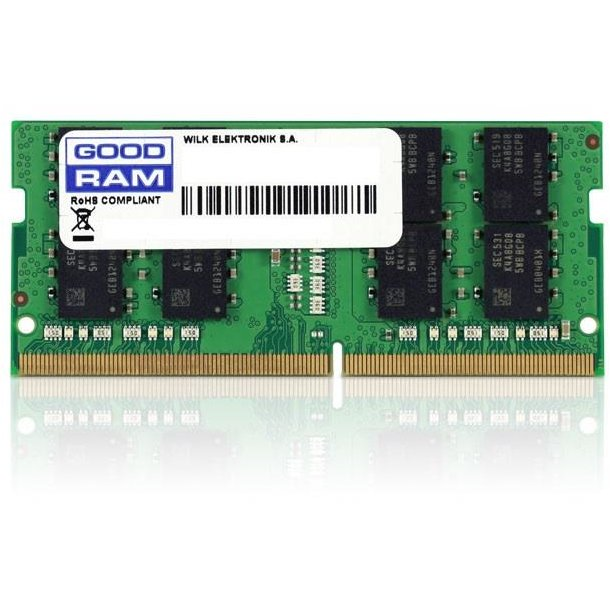 Memorie laptop DDR4 4GB 2400MHz CL17 SODIMM