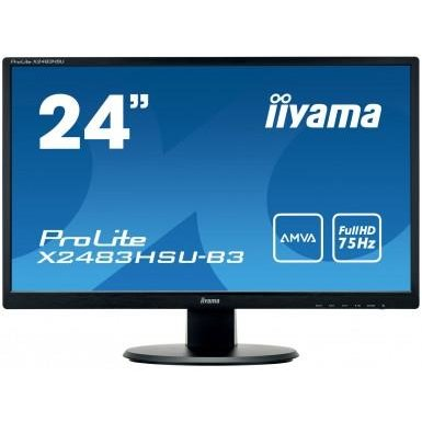 Monitor LED X2483HSU-B3 24 Full HD DVI/HDMI/USB