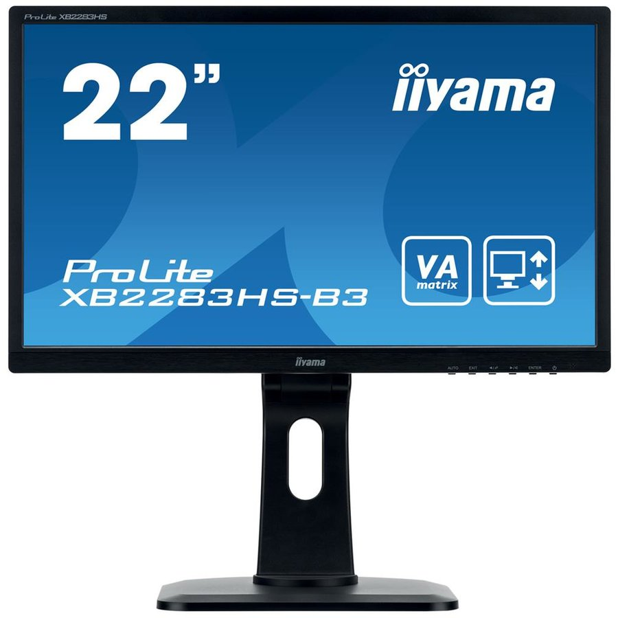 Monitor LED XB2283HS-B3 22 FHD HDMI/DP
