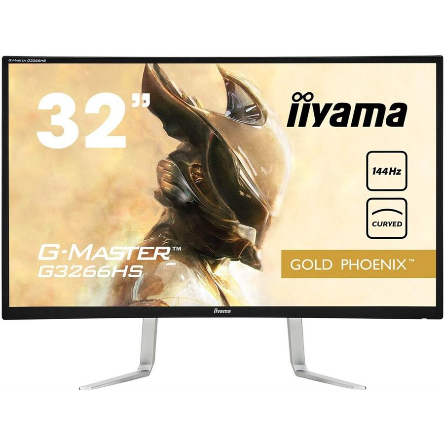 Monitor LED G3266HS-B1 31,5 FHD Curved D-Sub/DVI/HDMI/DP