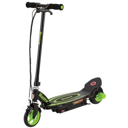 Electric Scooter Razor E90 ''Power Core'' - Green