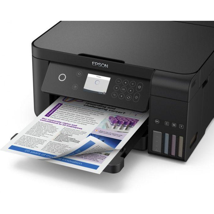 Multifunctionala EPSON L6160 CISS COLOR INKJET MFP