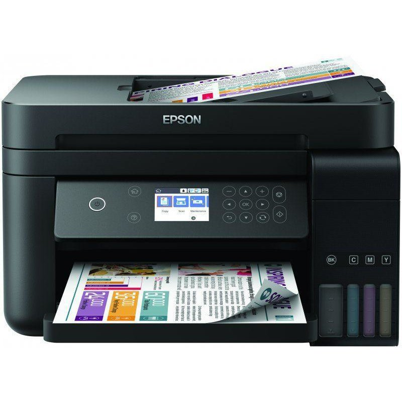 Multifunctionala EPSON L6170 CISS COLOR INKJET MFP