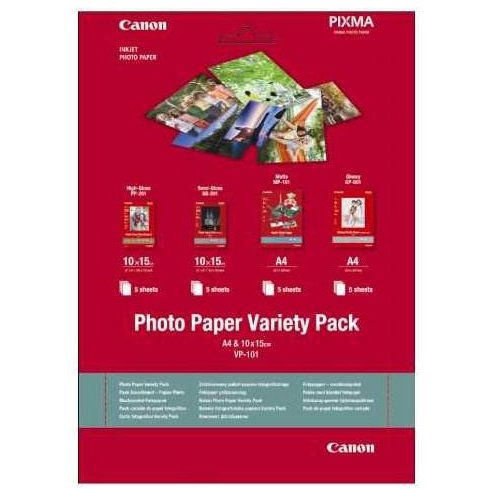 Hartie foto CANON VP-101S A4 PHOTO PAPER