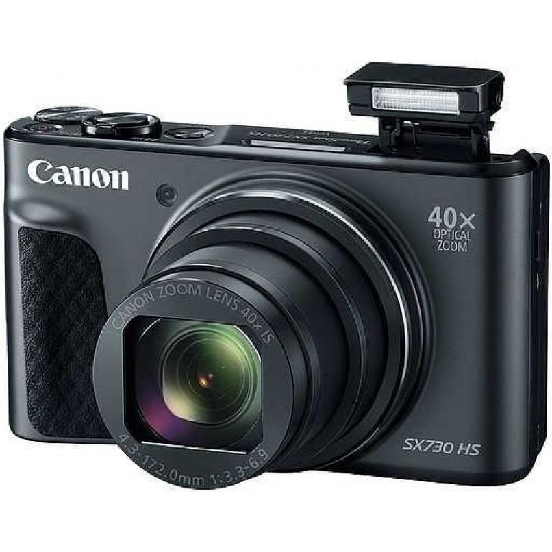 Aparat foto digital PHOTO CAMERA CANON SX730HS BK