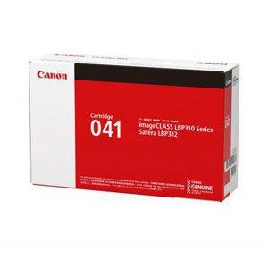 CANON CRG041 BLACK TONER CARTRIDGE