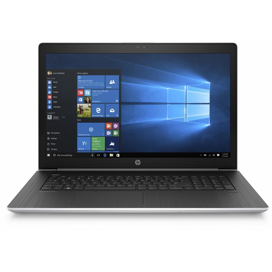 Notebook HP 470G5 17FHD I7-8550U 8 256+1 930 W10H