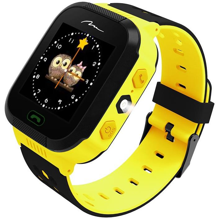 Smartwatch KIDS LOCATOR GPS 2.0 MT858 - tracking watch for kids, color display, geofence