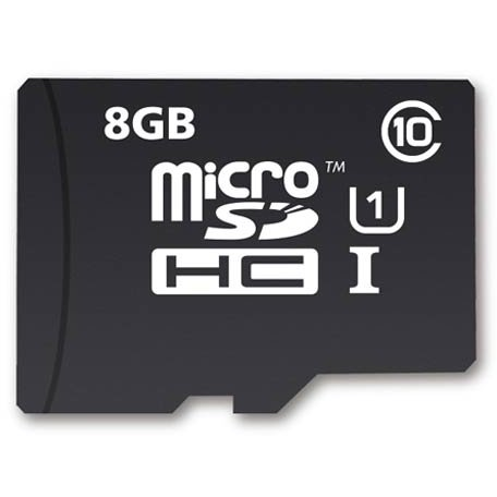Card memorie micro SDHC/XC Cards CL10 8GB - Ultima Pro - UHS-1 90 MB/s