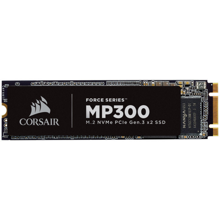 SSD SSD M.2 120GB Corsair Force MP300 NVMe