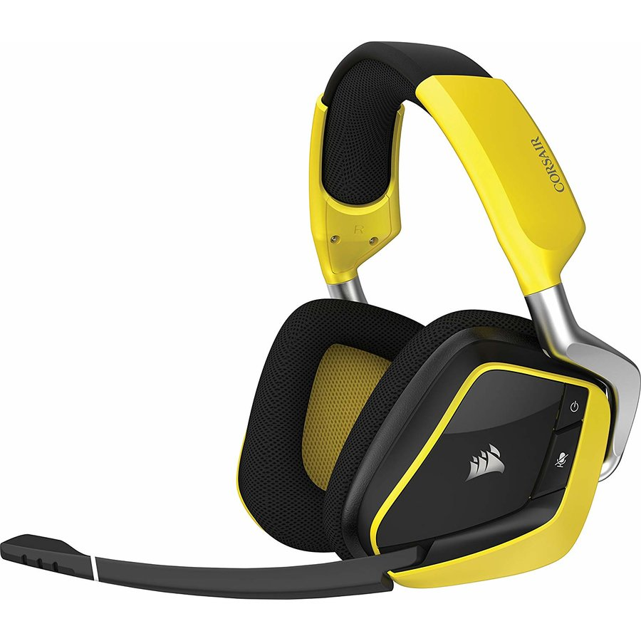 Gaming Void Pro RGB Wireless Dolby 7.1 Gaming Headset Black/Yellow (EU)