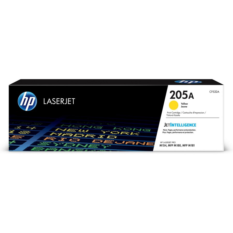 Toner HP 205A yellow | 900 pgs | HP M180n/M181fw