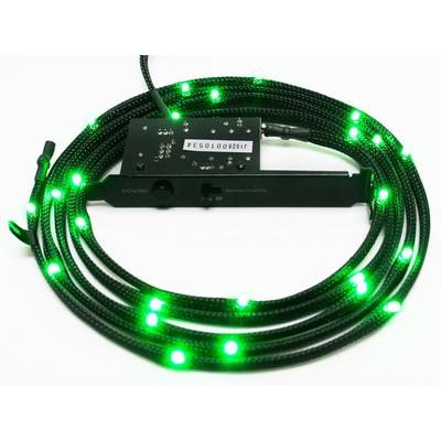 Sleeved LED Kit - Two Meters, Green