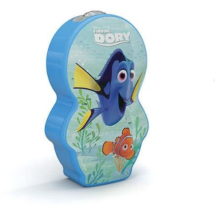 Philips 71767/35/P0 Finding Dory, LED, Blue