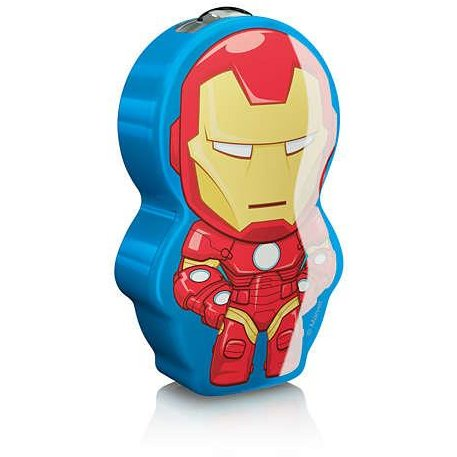 Philips Marvel 71767/35/16 Iron Man, LED, different colors