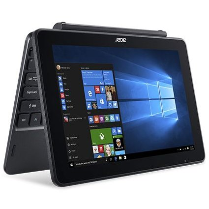 Notebook 2-in-1 Acer One 10 S1003-101W 10.1 HD Touch 4GB 128GB eMMC Windows 10 Home Black