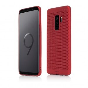 Samsung Galaxy S9 Plus | Vent Soft | Red
