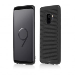 Samsung Galaxy S9 | Vent Soft | Black